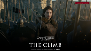 "header image for ""the climb"" event"
